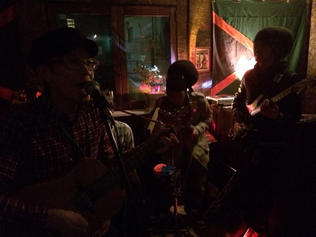2015.2.8SUN Acoustic Live at Corner Stone Bar18