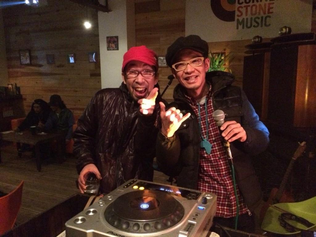 2015.2.8SUN Acoustic Live at Corner Stone Bar2