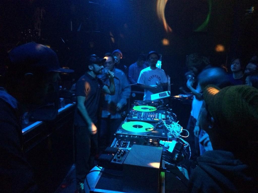 2015.2.10O.B.F Japan tour 大阪公演8