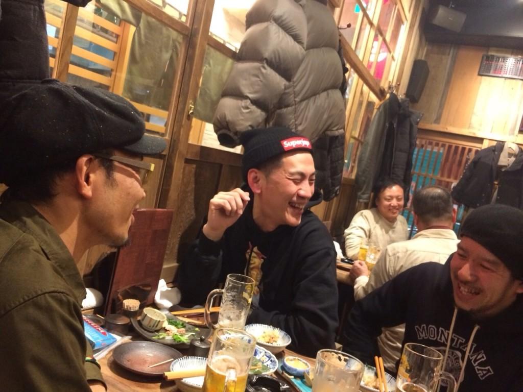 2015.2.10O.B.F Japan tour 大阪公演1