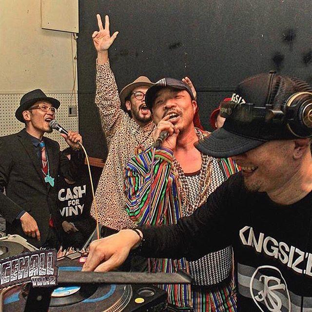 えーネーション️ #Repost @arc_man with @repostapp.・・・この1枚最高!! #RAM_DANCEHALL #70_photo
