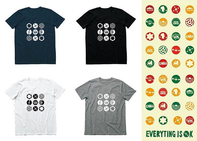 http://originalkose.com ではアルバム発売記念のグッズもご用意しています。本染めの注染手ぬぐいと、同じ柄をあしらったオーガニックコットンのTシャツも販売しております!よろしければどうぞ!