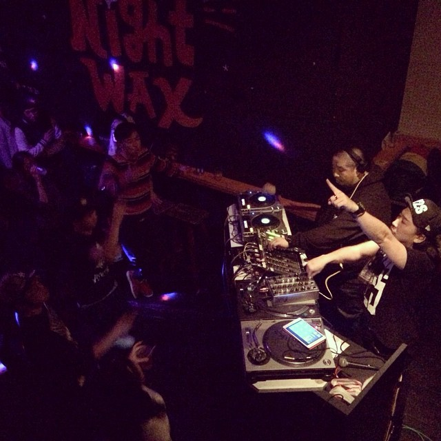 RAGGA UNITY at NIGHT WAX
