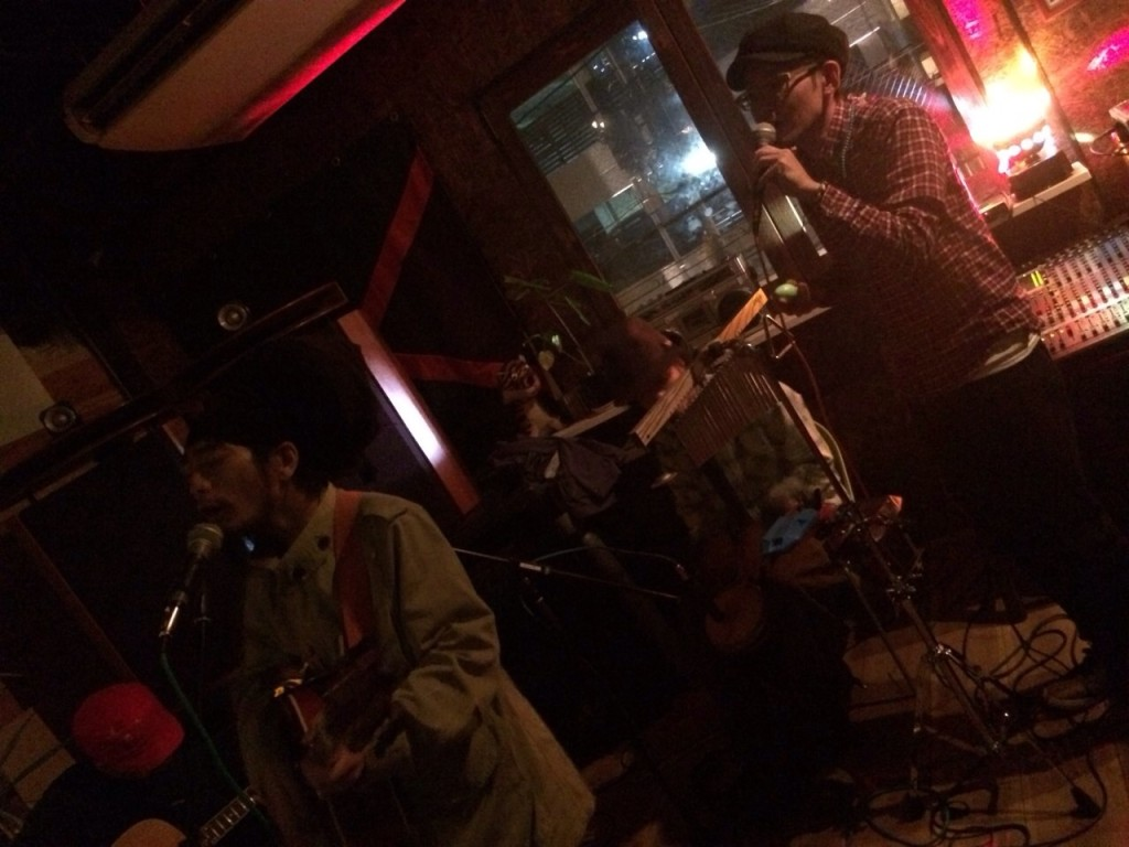2015.2.8SUN Acoustic Live at Corner Stone Bar11