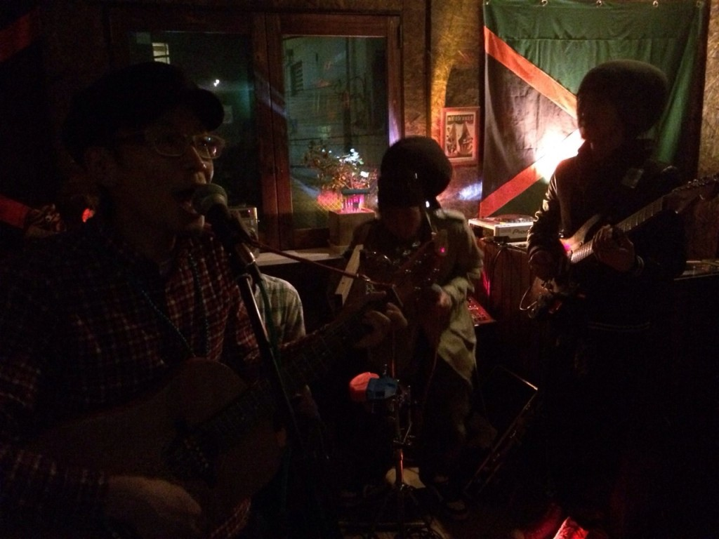 2015.2.8SUN Acoustic Live at Corner Stone Bar18