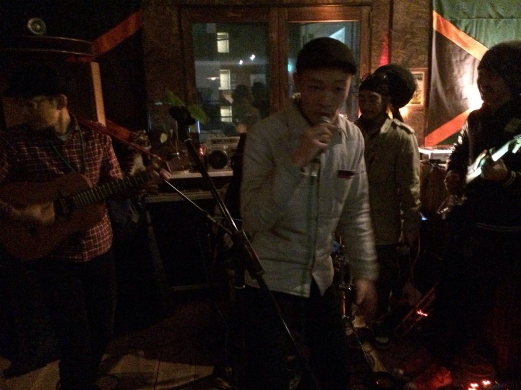 2015.2.8SUN Acoustic Live at Corner Stone Bar20