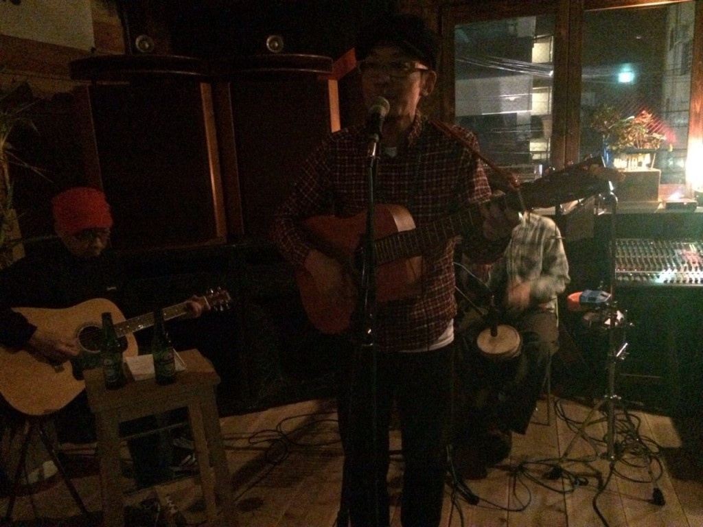 2015.2.8SUN Acoustic Live at Corner Stone Bar7