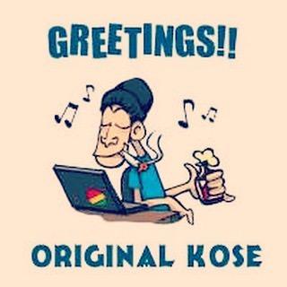 【ご報告】この度僭越ながらFacebookページなるものを立ち上げてみました。制作中のアルバムの事やら、個人的な事やらリアルな物語を綴って行きたいと思います。どうぞよろしくお願い申し上げます。Everyting_is_OK - Original Kosehttps://www.facebook.com/everytingisOK/#everyting_is_OK