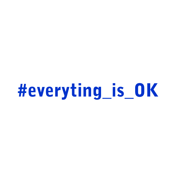 #everyting_is_OK